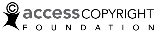 Access Copyright Foundation Logo - Greyscale