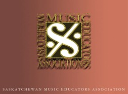 2007 Leadership Recipient - Saskatchewan Music Educators Association