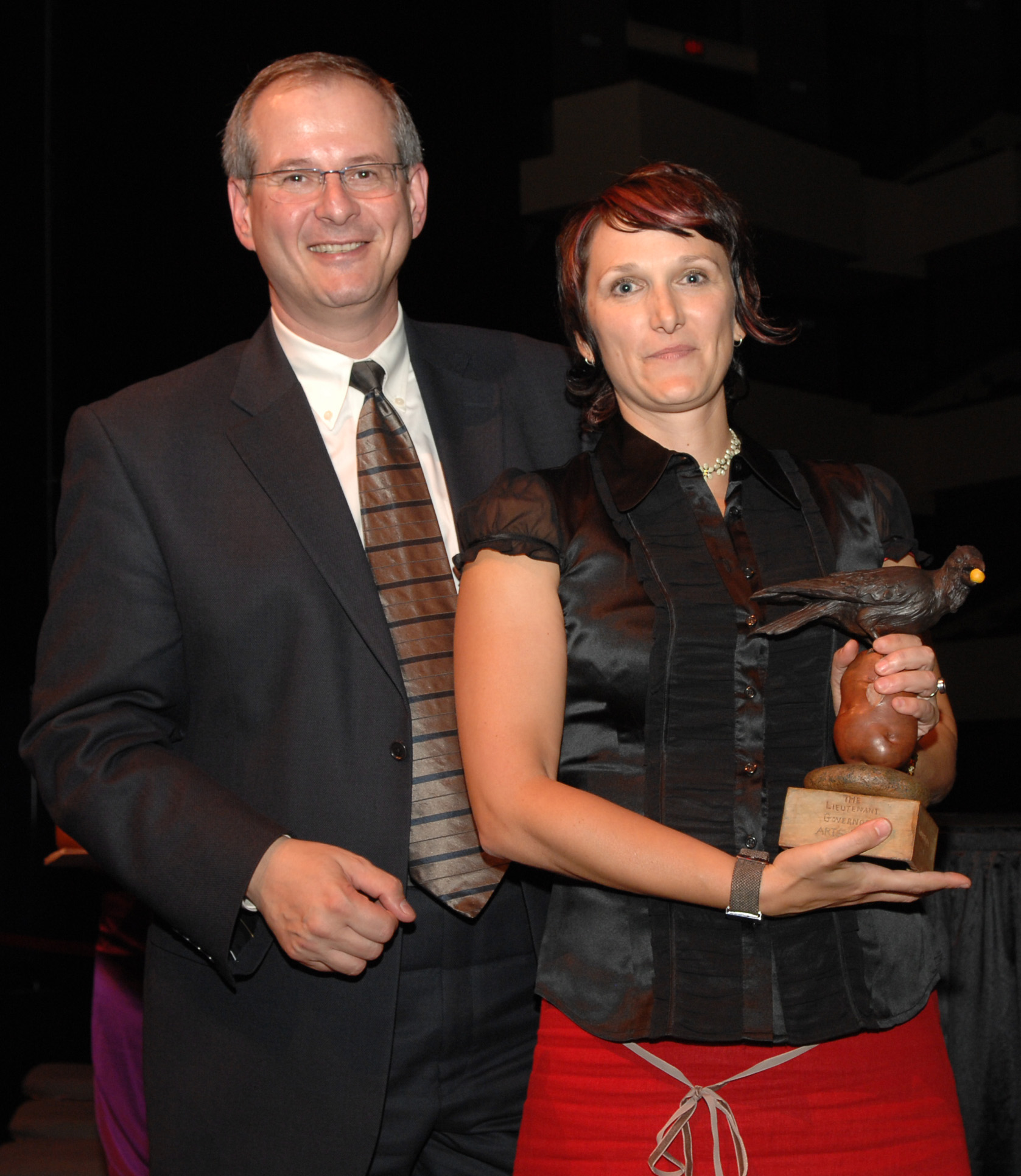 2008 Leadership Recipient - Sandra Butel
