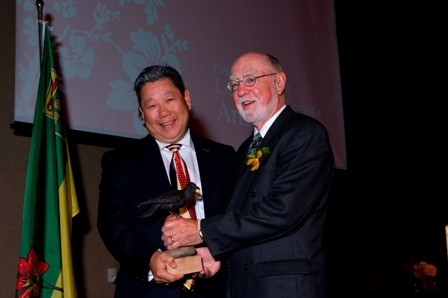 2009 Lifetime Achievement Recipient - Robert Currie
