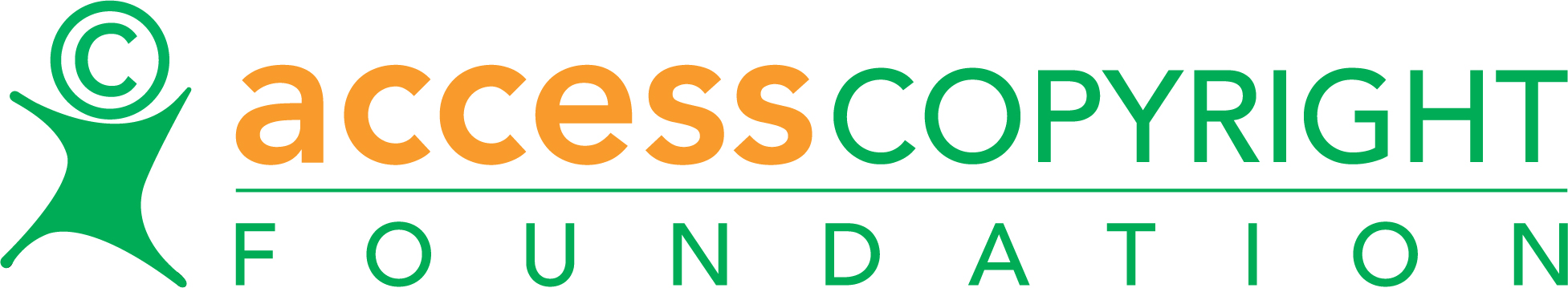 Access Copyright Foundation Logo - Colour